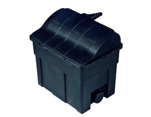Jebao Teichfilter mit 9W UVC Einheit Filter für Teich Fischteich Koi