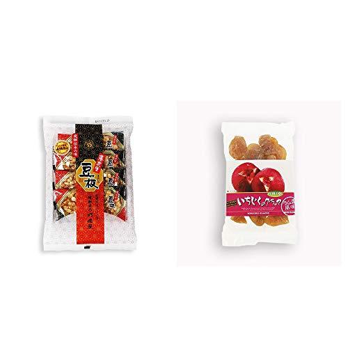 [2点セット] 飛騨銘菓「打保屋」の駄菓子 豆板(8枚入) ・いちじくのグラッセ(230g)