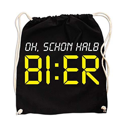 Rucksack Oh, Schon halb Bier