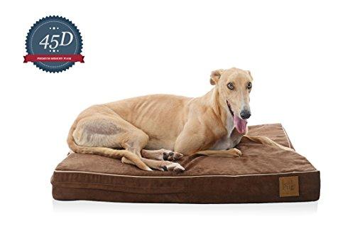 Laifug - Cama ortopédica para Mascota/Perro de Espuma...