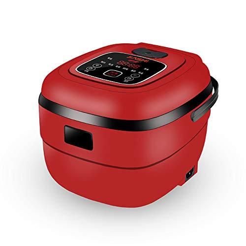 N / C Haushalts-Mini-Reiskocher. Geeignet für 1-4 Personen, 2,5 Liter großes Fassungsvermögen, Antihaftpfanne, multifunktionaler Einsatz, sehr gut für den Heimküchengebrauch geeignet