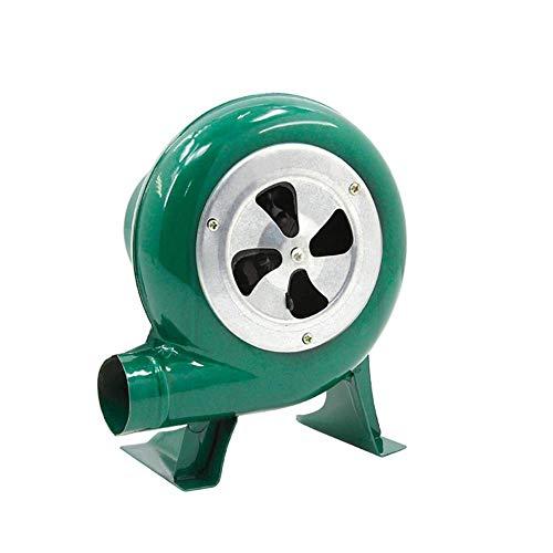 Yangangjin Blazer, grillventilator, smeedijzer-aandrijfblazer, grillaanstekers, kolenaansteker, 30 W, voor barbecueventilatoren, 60 W