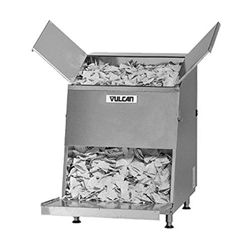 Vulcan VCD Chip Warmer – 44 Gallon Capacity