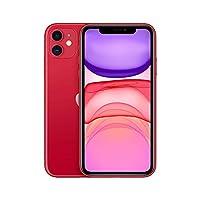 Apple iPhone 11 64GB (PRODUCT)RED SIMフリー (整備済み品)