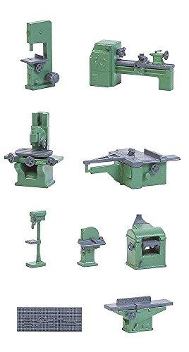 faller FA 180455 - werkplaatsuitrusting, accessoires voor de modelspoorwegen, modelbouw