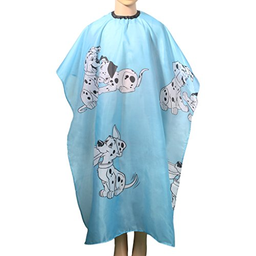 lailongp Kinder Cartoon Dressing Cape Salon Kleid Cover Friseur Haarschnitt Stoff