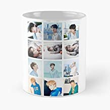 Bts Jungkook Instagram Page Classic Mug - 11 Oz Coffee Mugs Unique Ceramic Novelty Cup, The Best Gift For Holidays.