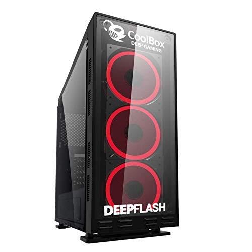 LUMAR Ordenador Gaming Sobremesa/Intel Core i7 Up to 4x3,9Ghz/16GB RAM DDR3/480GB SSD...