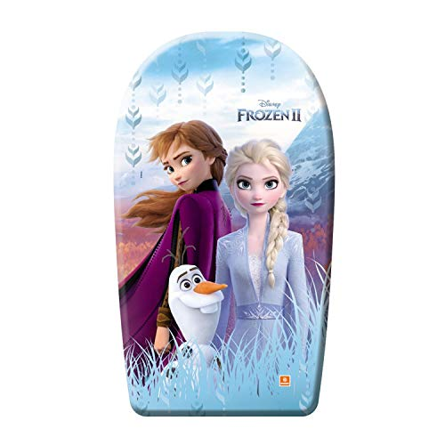 Mondo Toys - Body Board Disney Frozen 2 - Surfbrett für Kinder - 84 cm - 11207