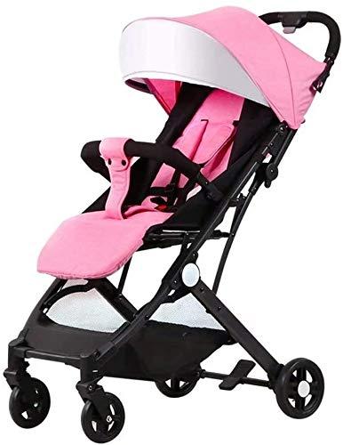 OESFL Cochecito de bebé Cochecito de viajes for el infante recién nacido del niño Cochecito cochecito de bebé 2 en 1 Cochecito de niño for recién nacido madre caliente de alta Ver Cochecito plegable c