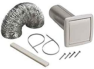 bathroom exhaust duct kit