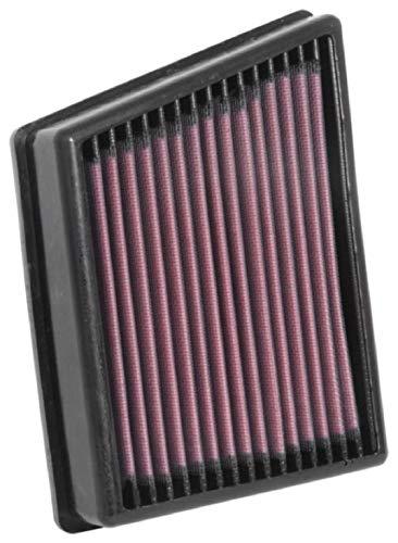 mächtig K & N 33-3117 Motorluftfilter: Hochleistungsfilter, Premium, waschbar, austauschbar, Hochleistungsfilter,…