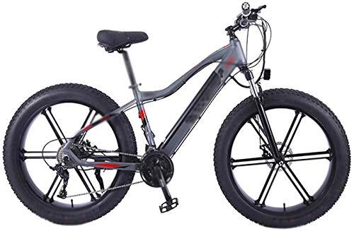 Bicicletas Eléctricas, 26 Pulgadas Bicicletas eléctricas Bici, bicis de la batería ocultado...