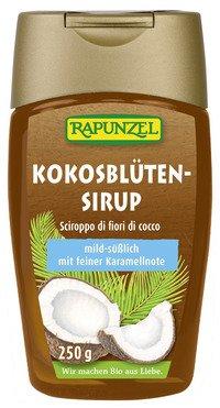 Rapunzel Bio Kokosblütensirup, 1er Pack (1 x 250 g) - BIO