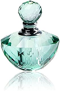 Best green glass perfume bottle Reviews