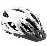 Uvex Fahrradhelm Viva 2 Aosta Grey/Black 52-57 cm Kopfumfang UVP 69,90 €
