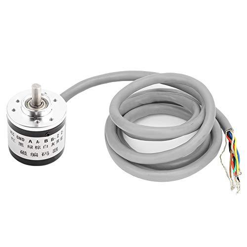 Codificador, ligero Codificador incremental sin contacto confiable para acero Controlador de corte de longitud fija para control inteligente