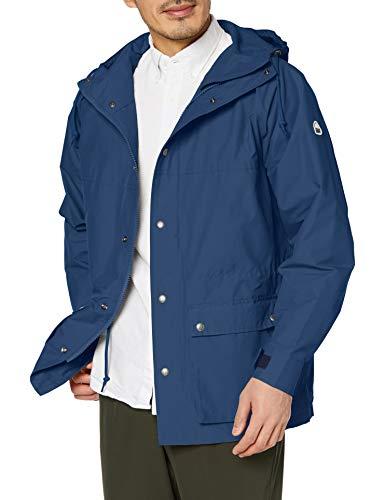 [シェラデザインズ] マウンテン フード ジャケット 60/40 ロクヨン マウンテンパーカー メンズ ブルー L