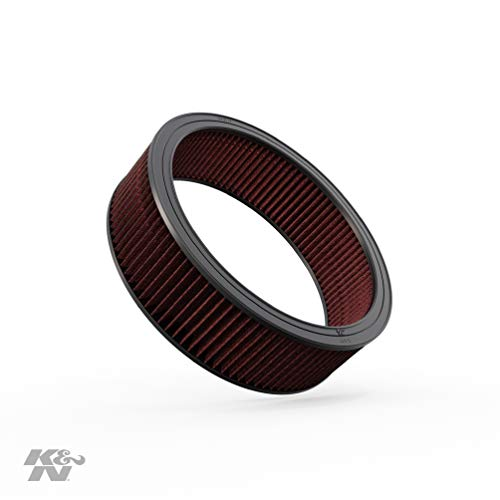 K&N Engine Air Filter: High Performance, Premium, Washable, Replacement Filter: 1968-1997 Chevy/GMC SUV (Suburban, Tahoe, Yukon and other select models) E-1500