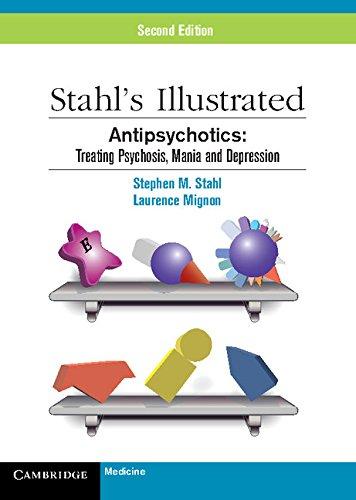 Stahl's Illustrated Antipsychotics (Treating Psychosis, Mania and Depression)