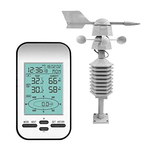 estación meteorológica con pantalla lcd fabricante Walmeck