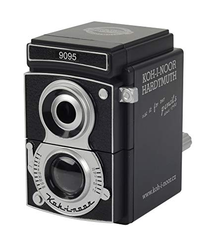 コヒノール 鉛筆削り カメラ シャープナー KH9095-110