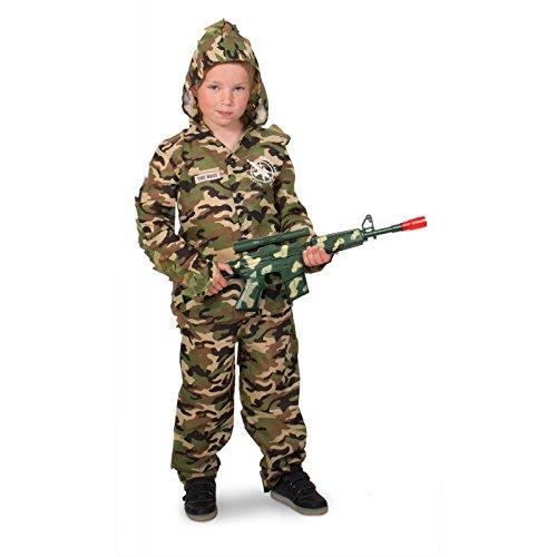 Folat 63281 Sniper Tarnanzug Boys-Größe 134-152