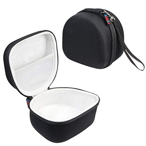 Khanka Hart Tasche Case für 3M Peltor Optime III Kapselgehörschutz Größenverstellbare Ohrenschützer.(Nur tasche)