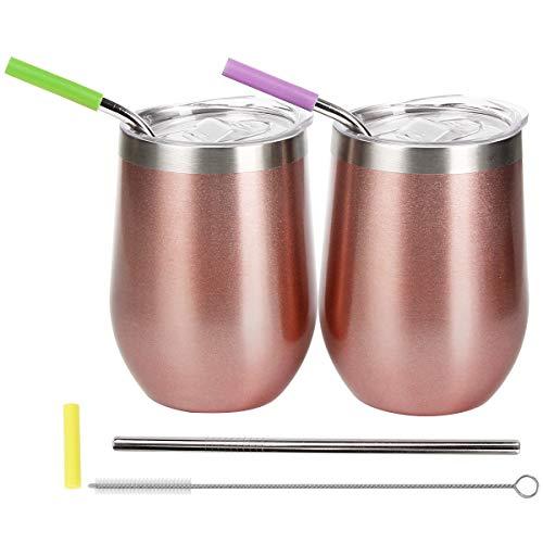 glas med lock och sugrör ikea