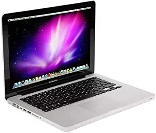 """Apple MacBook Pro 13.3"""" (i5-2435m 2.4ghz 4gb 500gb HDD) QWERTY U.S Clavier MD313LL/A Fin 2011 Argent - (Reconditionné)"""
