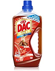 DAC Gold Disinfectant Multi-Purpose Cleaner - Oud (1 Litre), for 99.9% Germs and Bacteria Removal, with Long-Lasting Cleanliness and Freshness