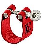 BG Flex Ligature - Clarinete con cable, color rojo