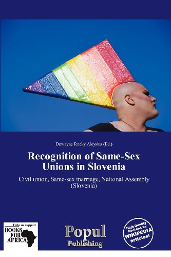 Recognition of Same-Sex Unions in Sloven