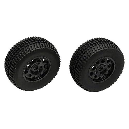 Team Associated 9921 SC10 Hex Wheel//Race Tire ASC9921
