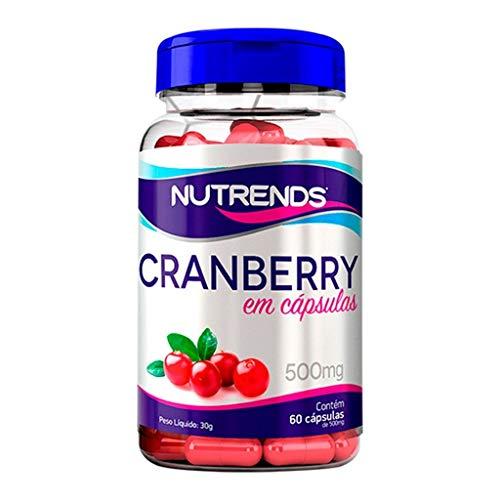 Cranberry 60 cápsulas, Nutrends