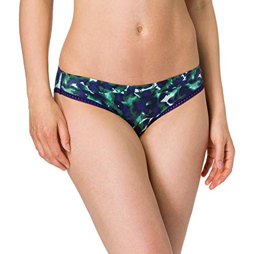 Calvin Klein Slip Bikini, Summer Remnants Aqua Luster, S Donna