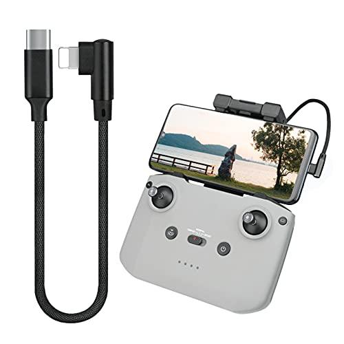 iEago RC USB tipo C a IOS OTG Cable 90 grados ángulo...