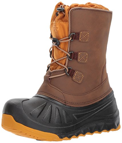 UGG Kids K Ludvig Pull-on Boot, Chestnut, 9 M US Toddler