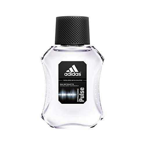 adidas Dynamic Pulse Eau de Toilette – Aromatisches, frisches Herren Parfüm – Passt perfekt zu einem aktiven Alltag – 1 x 50 ml