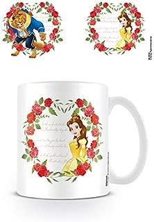 Talla /única Resina Enchanting DisneyNEY A29335 Gafas La Bella y la Bestia
