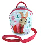 Peter Rabbit Lily Bobtail <span class='highlight'>Reins</span> Bag Toddler <span class='highlight'>Backpack</span> with Detatchable Safety Harness