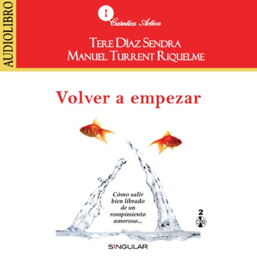 Volver a empezar [Return to Start] audiobook cover art