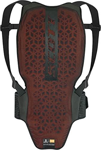 Scott Airflex Fahrrad Rückenprotektor schwarz: Größe: L