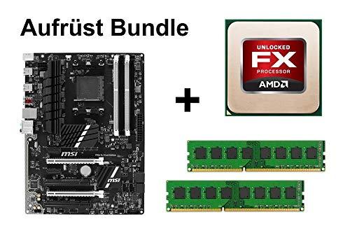Aufrüst Bundle - MSI 970A SLI Krait + AMD FX-8150 + 8GB RAM #69803