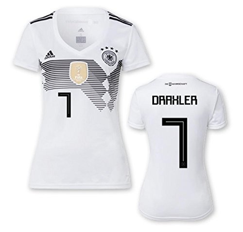 Trikot Damen DFB 2018 Home WC - Draxler 7 (S)