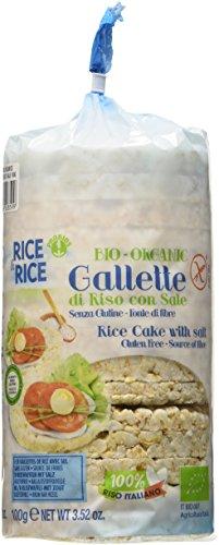 Probios Gallette di Riso con Sale, Senza glutine