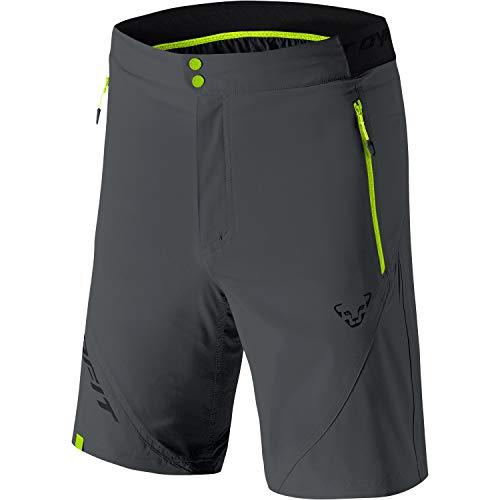DYNAFIT M Transalper Light Dynastretch Shorts Grau, Herren Hose, Größe S - Farbe Magnet - Green