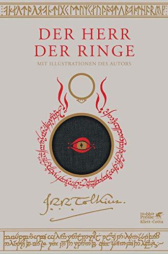 Der Herr der Ringe: Luxussonderausgabe mit Illustrationen des Autors