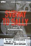 Subway To Sally - Osnabrück 2003 Konzert-Poster A1