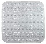 alfombra ducha antideslizante cuadrada 50x50